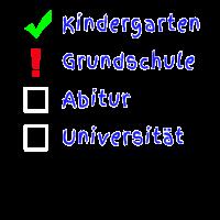 Kindergarten Grundschule Abitur Uni Karriereplan