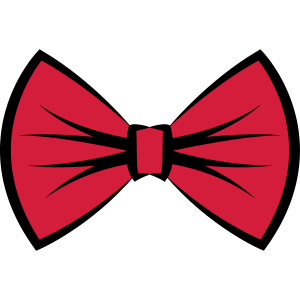 Krawattenschleife / Fliege / Querbinder