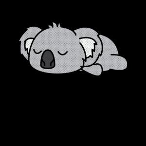 Nope Funny Koala Fan