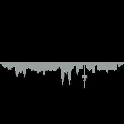 Skyline Regensburg - Skyline Regensburg - wahrzeichen,stadt,silhouette,sehenswürdigkeit,regensburg,haus,gebäude,dom,denkmal,bayern,Skyline