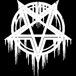 Satanisches Pentagramm