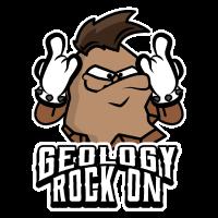 Geologie-Felsen an