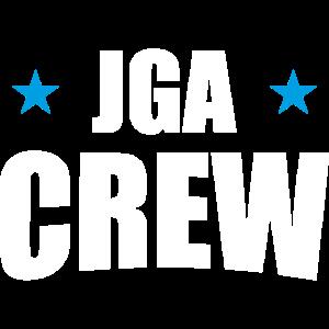 JGA Crew Junggesellenabschied