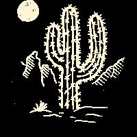 Kaktus Wüste