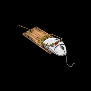 Gamer Mäusefalle Computer Maus