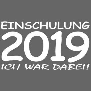 Einschulung 2019