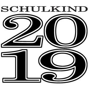 Schulkind 2019