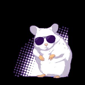 Cooler Hamster Geschenk