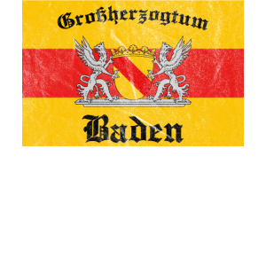 Baden Badner Land Badisch Wappen Souvenir Geschenk