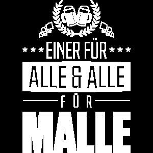Einer für alle Malle