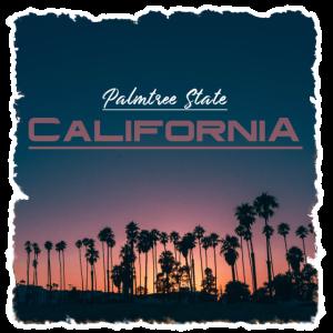 California, Kalifornien, USA, Geschenk