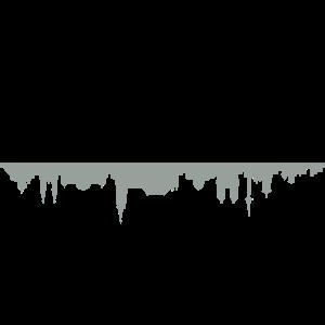 Skyline Nürnberg Schatten