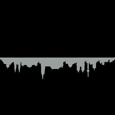 Skyline Nürnberg Schatten - Skyline Nürnberg Schatten - wahrzeichen,stadt,skyline,silhouette,sehenswürdigkeiten,sehenswürdigkeit,nürnberg,haus,gebäude