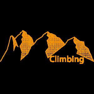 Climbing Orange
