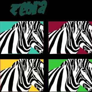 Zebra dein Leben