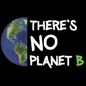 There is No Planet B Klimaschutz Geschenk