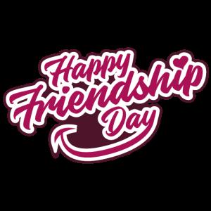 Froher Freundschaftstag! Geschenkidee Jahrestag