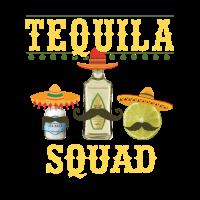 Tequila Squad Taco Tuesday Fiesta Outfit Herren Damen