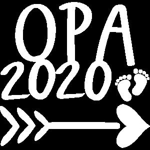 Opa 2020 werdender Opi Schwangerschaft