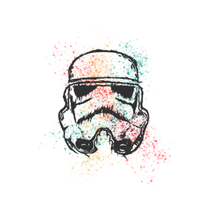 Colorful Trooper
