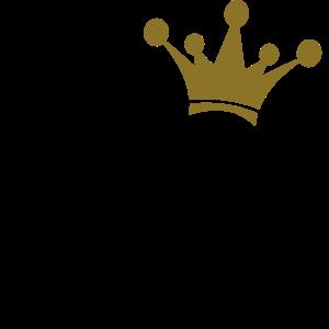 Krone König Königin 30 Prinzessin