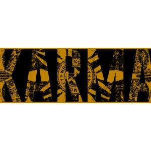 Karma Cover tshirt