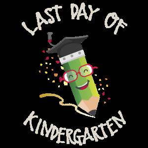 Letzter Tag des Schulkindergartens