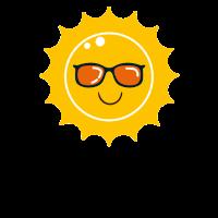 Sunshine Smiling Novelty T Shirt