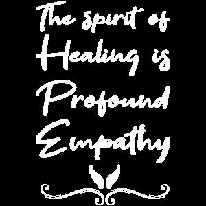 Empathie Heilung