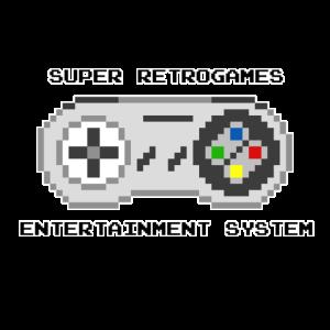 Super Retrogames Unterhaltungssystem