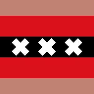 Amsterdam Capital Flag
