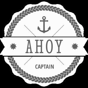 Ahoy Captain Anker