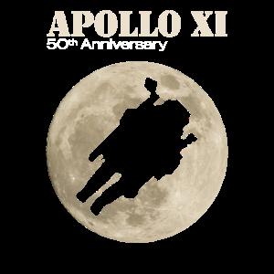 Apollo 11 Mondlandung Astronaut Mond Space