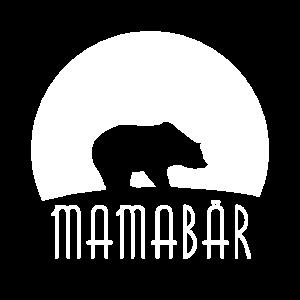 Mama Baer stolze Mutter