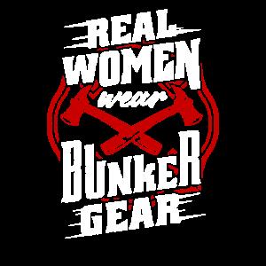 feuerwehrfrau geschenk - shirt für feuerwehr frau