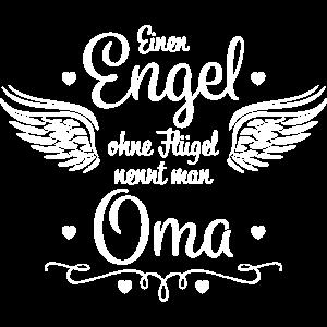 42 Einen Engel ohne Flügel nennt man Oma