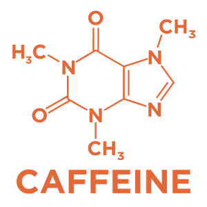 Caffeine Molekuel Chemie Kaffee Geschenk
