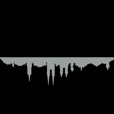 Skyline Halle Schatten - Skyline Halle Schatten - wahrzeichen,universität,stadt,silhouette,sehenswürdigkeit,saale,haus,halle,gebäude,denkmal,Skyline