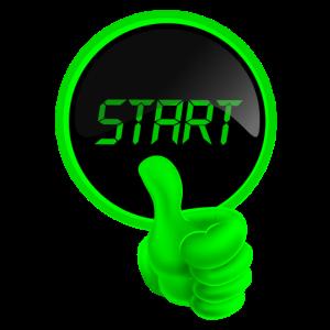 Start-Knopf