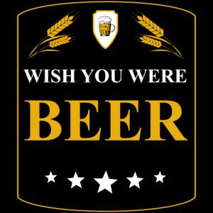 ich wünschte mir du wärst ein bier