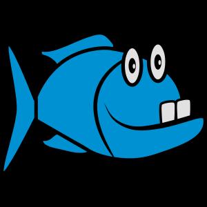 witziger Fisch