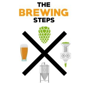 Brewing Steps - Brauer Gift Idea