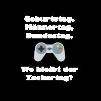 zockertag gamingtag tag 24/7 zocken