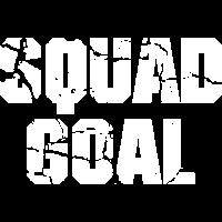 Squad Goal white