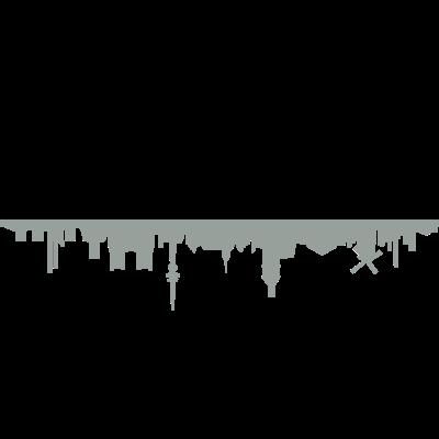 Skyline Duisburg - Skyline Duisburg - wahrzeichen,universität,stadt,skyline,silhouette,sehenswürdigkeiten,sehenswürdigkeit,panorama,haus,gebäude,duisburg,denkmal