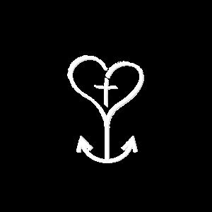 Kreuz Herz Anker