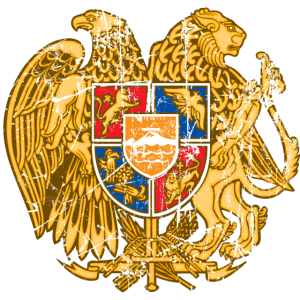 Wappen Armenien Wappen Armenien Blason Emblem