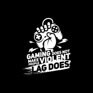Gamer - Game Lag
