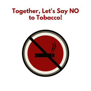 Gegen Tabak Anti Rauchen Zigaretten Verbot Krank