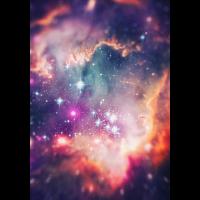 Weltraum Galaxie Design / Universum - Handycase